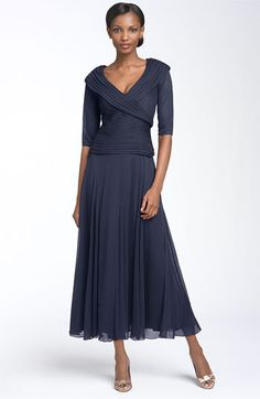 Mother of the Bride dress.