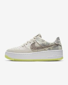 Nike Air Force 1 HI Military Olive Sage Shoes