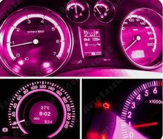 pink car accessories awesome 5050 LED SMD Pink Purple Dash Auto Dash Gauge Instrument Light Bulb car accessories I want for my civic hatch Car Accessories For Girls, Jeep Accessories, Accessoires Jeep, Led Smd, Pink Jeep, Pink Truck, Jeep Wrangler Accessories, Little Blue Trucks, Girly Car