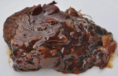 Slow Cooker Moose Roast Recipe Allrecipes Com - I Had A Moose Roast Sitting In Moose Roast Recipe Slow Cooker, Moose Steak Recipe, Slow Cooker Roast, Slow Cooker Recipes, Crockpot Meals, Freezer Meals, Cooking Recipes, Moose Recipes, Wild Game Recipes