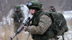 Russian armor - Ratnik is currently undergoing its final tests and is due for delivery in October 14
