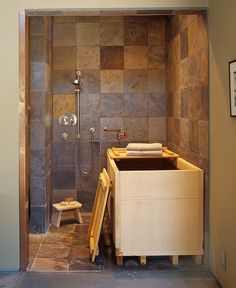 Photo Album Gallery Klopf Architecture home made ish japanese bath with two by four