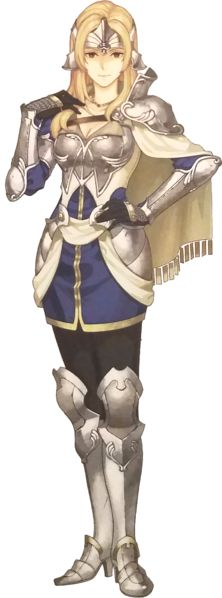 """On the battlefield, man and woman are equals judged by skill alone."" —Mathilda to Clive in a Support Conversation in Echoes: Shadows of Valentia Mathilda (マチルダ Machiruda, Machilda in the Japanese version) is a playable character in Fire Emblem Gaiden. She is the founder of the Deliverance and a legendary knight of Zofia. She is 28 years old."