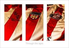 all 3 crests Sunderland Football, Sunderland Afc, Crests, Soccer, Shirts, Futbol, European Football, Family Crest, European Soccer