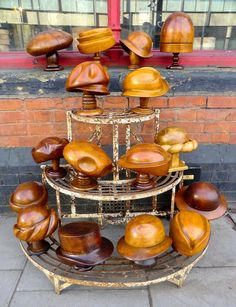 Vintage Hat Blocks from France