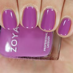 Zoya Liv | Seashells & Sunsets Collection | Peachy Polish.com