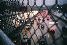 Through the chain link fence by bodywallet, via Flickr