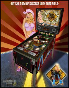 32/19/42 Virtual Pinball Hyperpin Cabinet | Mame | Pinterest ...