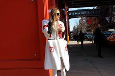 New York Fashion Week Fall 2013: DAY 6 (Part 2)