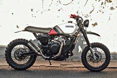 Yamaha Super Téneré by MotoRè Vintage