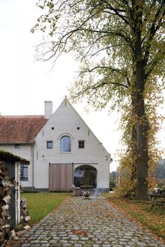 Beautiful Belgian Exterior   Home Sweet Home » Een kempische hoeve, gerestaureerd met ziel en passie