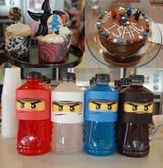 """C"" is for Crafty: Ninjago Party"