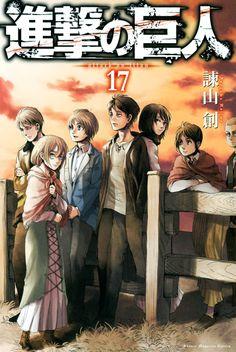 Attack on Titan Vol. Manga Covers, Comic Covers, Titan Manga, Titan Armor, Female Titan, Eren, Attack On Titan Anime, Jojo's Bizarre Adventure, Attack On Titan