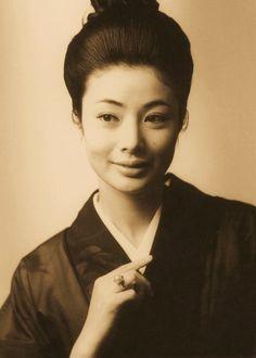 Actress Sumiko Fuji / Junko Fuji / 富司 純子