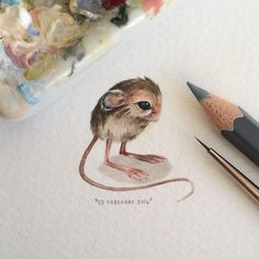 Paintings for Ants           | Day 87/100 (22/25 #fursdays): The Baluchistan...