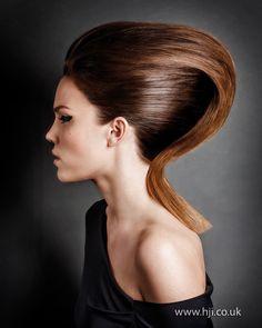 2013 avant garde hair up - Hairstyle Gallery Creative Hairstyles, Latest Hairstyles, Straight Hairstyles, Crazy Hair, Big Hair, Pelo Editorial, Avant Garde Hair, Runway Hair, Beautiful Haircuts