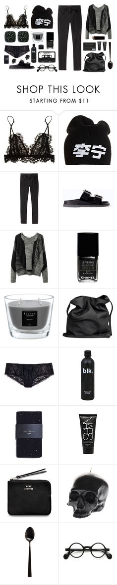 """""""vernon"""" by sushvi ❤ liked on Polyvore featuring Isabel Marant, Li Ning, Proenza Schouler, Zara, Helmut Lang, Chanel, Baobab Collection, Ann Demeulemeester, Madewell and NARS Cosmetics"""