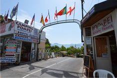 Camping Pompei #giropercampeggi #campeggi #camper #tenda