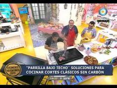 Receta: Bondiola, Matambre y Entraña a la Plancha - Morfi - YouTube