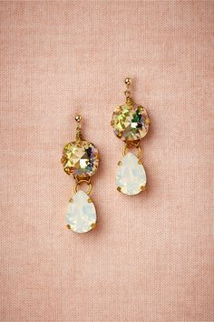 Reflective Ray Earrings from BHLDN