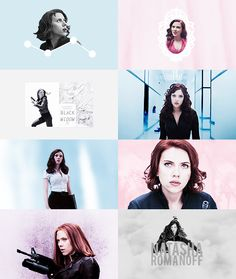 Black Widow: I only act like I know everything.