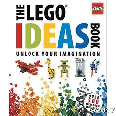 The LEGO Ideas Book and thousands more of the very best toys at Fat Brain  Toys. An ideas book filled with photographs and tips for Lego creating. 1f8a534f47