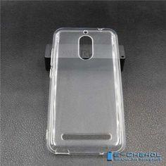 Силиконовый чехол для ZTE Nubia N1 Lite, кристально-прозрачный