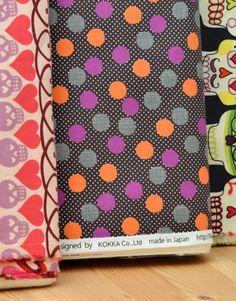 Telas estampadas originales #Kokka #Fabrics