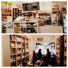 Gaumenspiel  | Cafés in Munich on munichinside.de