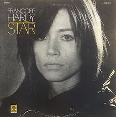 Francoise Hardy 'Star' Vinyl Record Cover Album Art