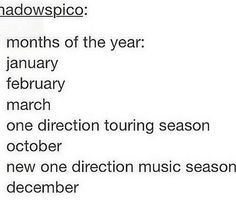 Every year, One Direction comes out with a new album during the month of my birthday. So I either A.) Save up money from birthday to buy the album or B.) Wait until Christmas which happened with Four. Which sucked. Cause my birthday is November 1st