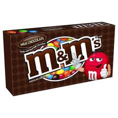 Theater Box M&M's Just $0.49/Each At Walgreens With Printable Coupon!