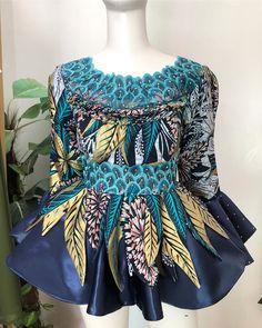 African Fashion Ankara, African Fashion Designers, Latest African Fashion Dresses, African Print Fashion, African Prom Dresses, African Dresses For Women, African Attire, African Print Dress Designs, African Blouses
