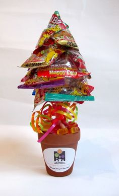 Little Bags of Haribo Sweet Tree