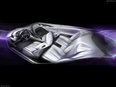 Infinity Q60 Concept Interior Design