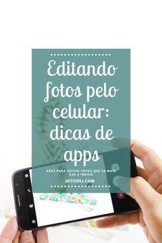 Meus Apps para editar fotos. Conheça todos aqui. #blogger #jeitodej #lifestyle #dicas #app #fotografia #editarfotos Mobile Photography, Photography Tips, Apps Fotografia, Photos, Pictures, Photo Tips, Digital Marketing, Photo Editing, Blog