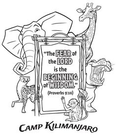 group sky vbs coloring pages - photo#49
