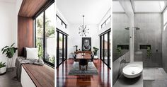 The Contemporary Renovation Of A 100 Year-Old Home In Australia