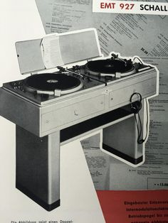 EMT 927 double deck restoration project (page 1) - Other Turntables - Lenco Heaven Turntable Forum