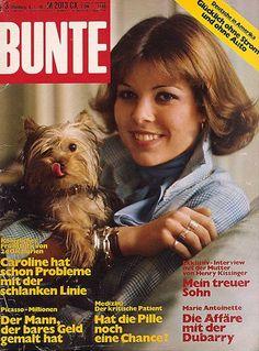 1976: Caroline von Monaco