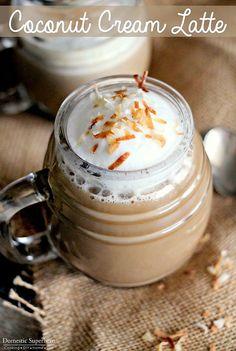 Coconut Cream Latte & Ninja Coffee Bar® Giveaway!