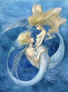 Mermaid Love ~