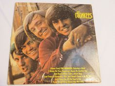 The Monkees Colgems COS-101 I Wanna be Free stereo LP Album RARE Record vinyl