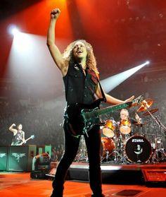 Kirk Hammett by C. Flanigan/FilmMagic
