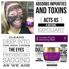 Benefits of Bamboo charcoal Absorbs impurities and toxins in your skin Acts as a natural acne treatment Cleans deep into the skin, even under the eyes and prevents skin from sagging due to dirt build up Leaves skin smooth and soft. Makeupjunkiemomma.com