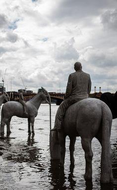 The Rising Tide. Jason De Caires Taylor