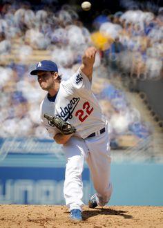 Clayton Kershaw Dodgers Baseball, Baseball Players, Baseball Cards, San Francisco Giants, Clayton Kershaw, America's Pastime, Dodger Blue, Baseball Equipment, Arizona Diamondbacks
