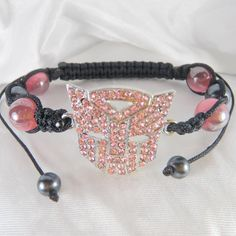 Transformer Inspired Style Pink Charm from Anns Bands for $9.99