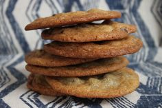 Chocolate Chip Cookie ( Tates Bake Shop). This is the best recipe for chocolate chip cookies. I've made them three times now. I include 3/4 - 1 cup of walnuts.