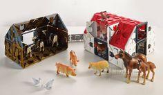 Her ser du en Fligg bondegård til alle dine bondegårdsdyr. Med 1000 brikker i hvert kasse Fligg er mulighederne mange, for hvad der skal bygges. Køb Fligg på Nikostine.dk #Fligg #Constructiontoys #Konstruktionslegetøj